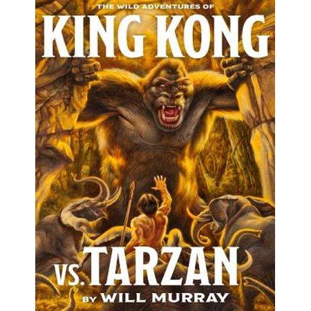 King Kong Vs. Tarzan - eBook