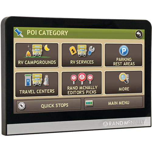 Rand McNally Tripmaker 7710 GPS Device