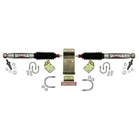 Skyjacker Steering Damper Kit 2007-2017 Jeep Wrangler (JK) ()