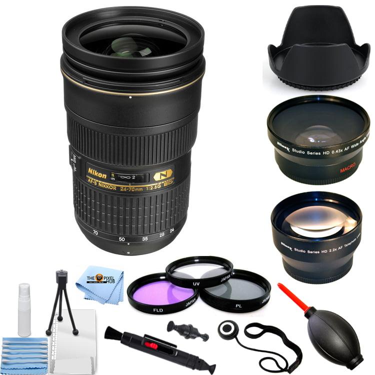 UNASSIGNED Nikon AF-S Nikkor 24-70mm f/2.8G ED Autofocus ...