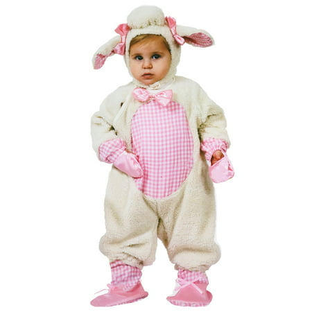Sheep Girl Classic Infant & Toddler - Girls Sheep Costume
