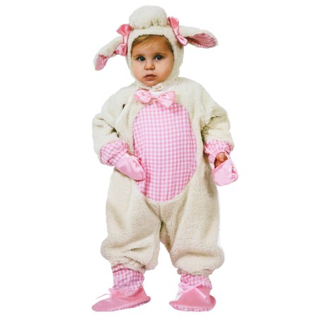 Sheep Girl Classic Infant & Toddler Costume
