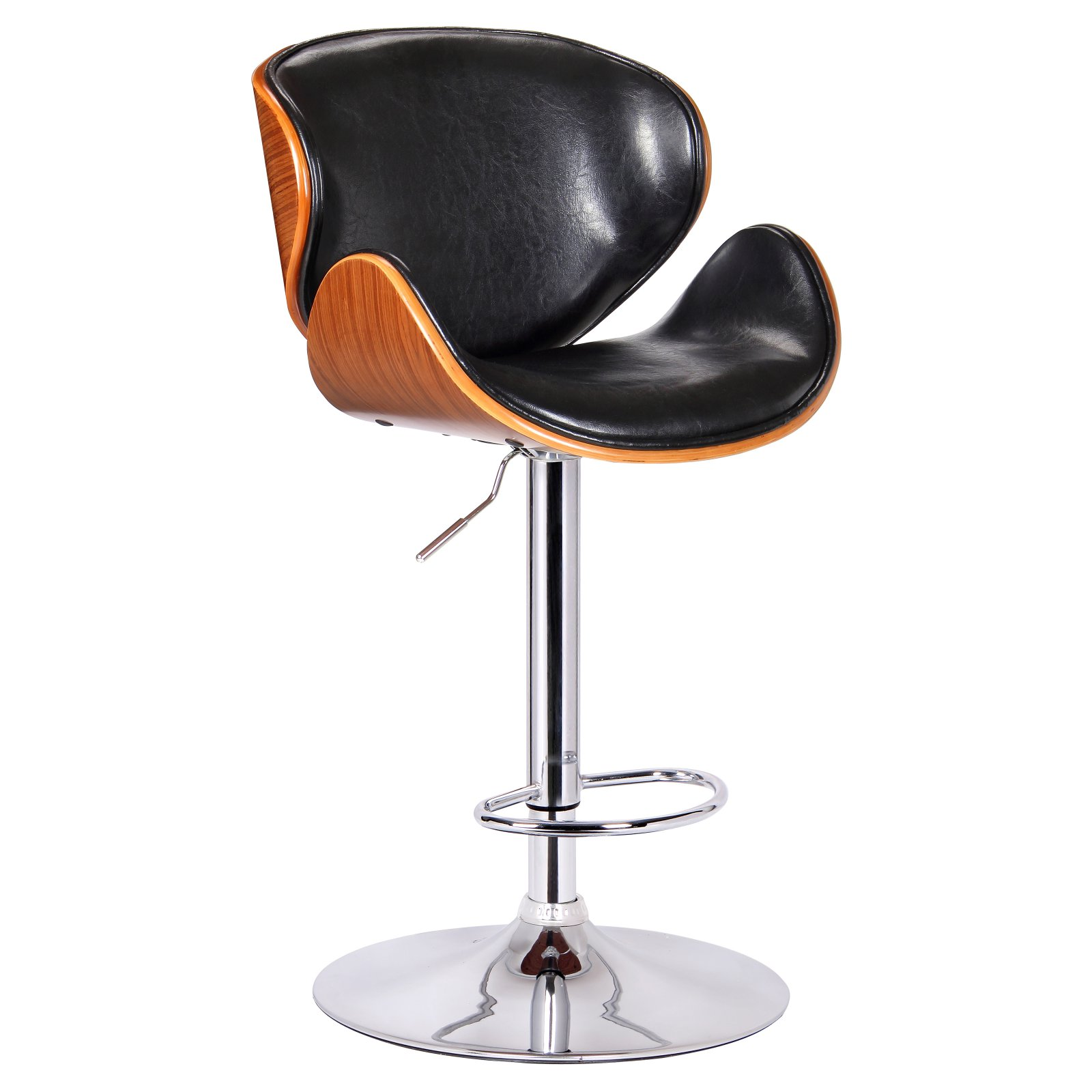 Boraam Osa Adjustable Height Swivel Stool, Multiple Colors