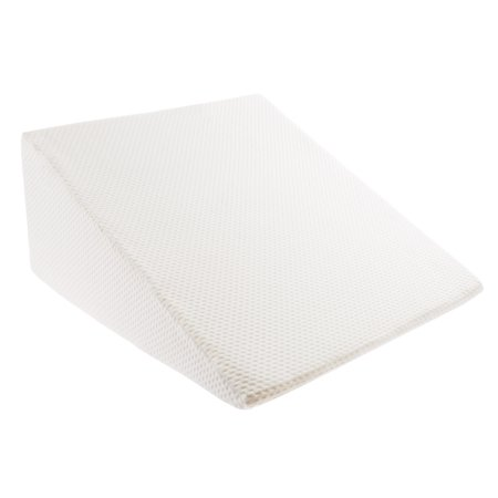 Extra High Memory Foam Wedge Pillow with Bamboo Fiber Cover by Lavish - High Shaft Wedge