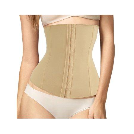 fbd65ec658d0c Lelinta - LELINTA Women s Waist Trainer Tummy Slimming Shapewear Seamless  Shaping Brief Underbust Corset - Walmart.com