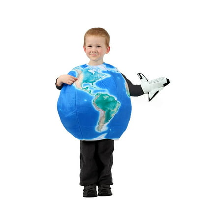 Earth Day Halloween Costumes (Halloween Child Earth in Space)