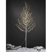 Lightshare 6 ft. 240 LEDs Star Light Tree, Warm White