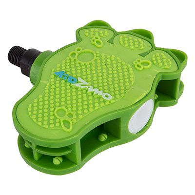 Juvenile Pedals - PEDALS KIDZAMO JUVENILE PLASTIC 1/2 GN FUCILLE
