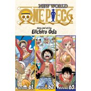 One Piece (Omnibus Edition), Vol. 21 : Includes Vols. 61, 62 & 63
