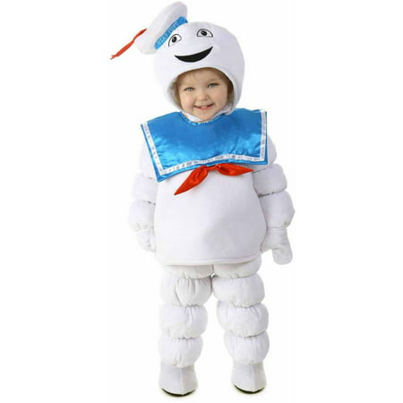 Ghostbusters Stay Puft Child Halloween - Kids Ghostbusters Halloween Costume