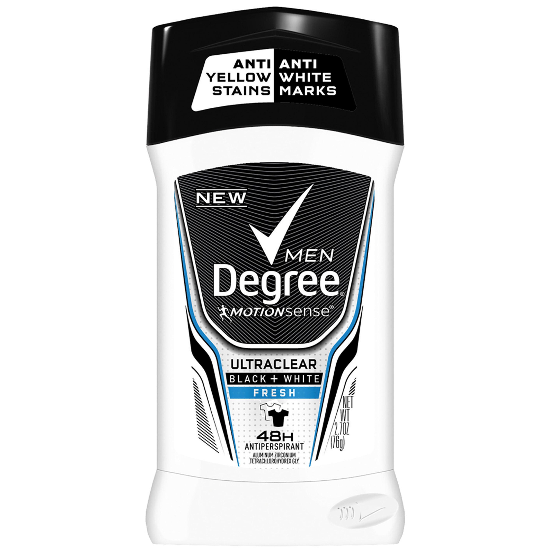 degree men ultraclear black white antiperspirant