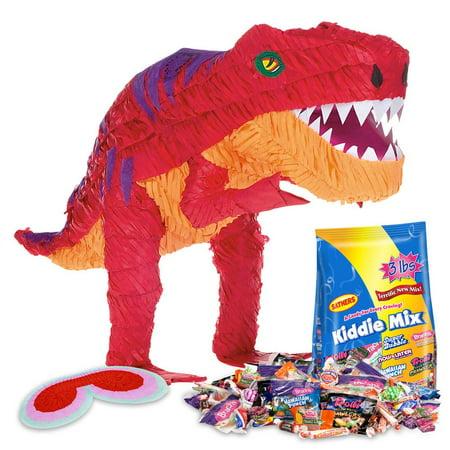T-Rex Pinata Kit - Party Supplies (T Rex Pinata)