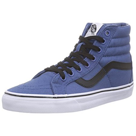 35afe0248b Vans - Vans 03CAIOT  Canvas SK8 Hi-Top NAVY Black Old-School Retro Sneaker  Youth Adult - Walmart.com