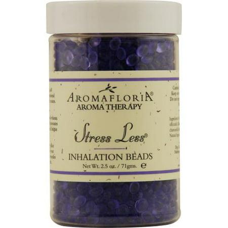 Aromafloria Aromafloria Stress Less Inhalation Beads, 2.5 oz