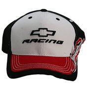 Chevy Racing Adult Baseball Hat Adjustable Velcro Back