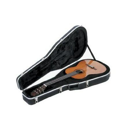 gator cases deluxe abs classical guitar case plastic. Black Bedroom Furniture Sets. Home Design Ideas