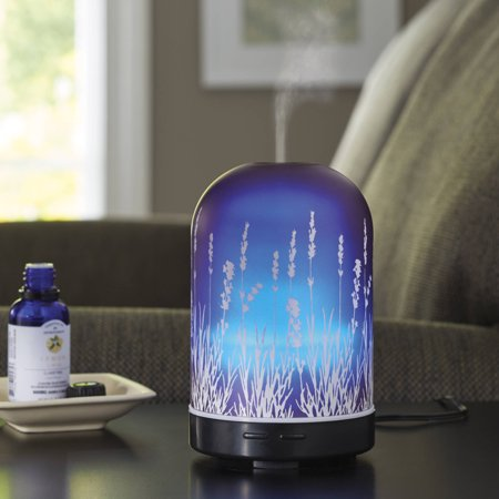 Better homes and gardens 100 ml essential oil diffuser lavender fields Better homes and gardens diffuser