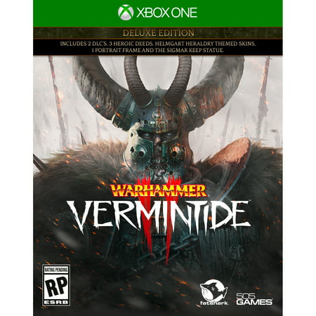 Warhammer: Vermintide 2 Deluxe Edition, 505 Games, Xbox One, 812872019772