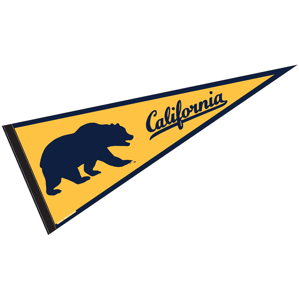 Missouri Tigers Pennant Full Size Felt College Flags and Banners Co