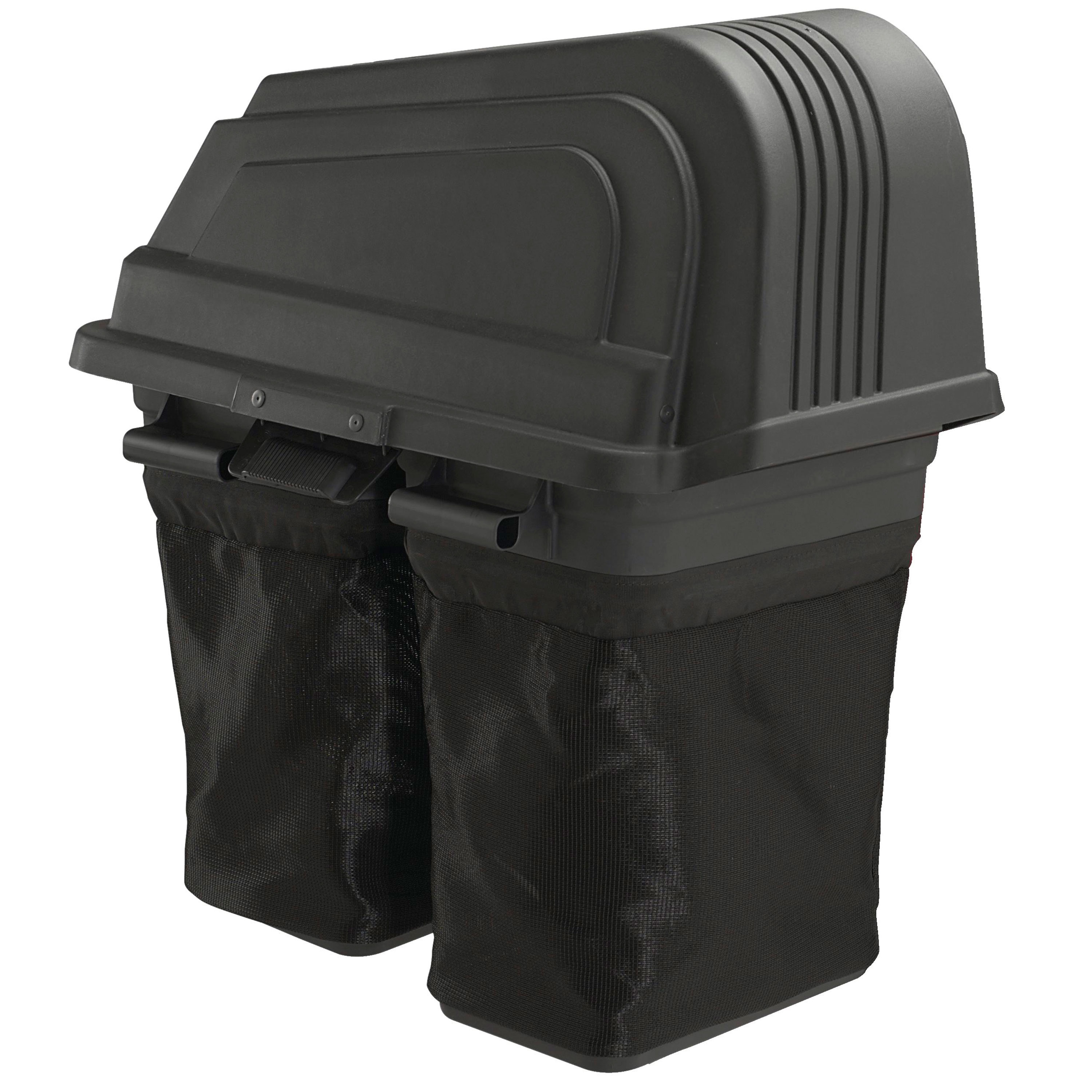 Poulan Pro 42 in. 2-Bin Soft-Sided Bagger/Collector