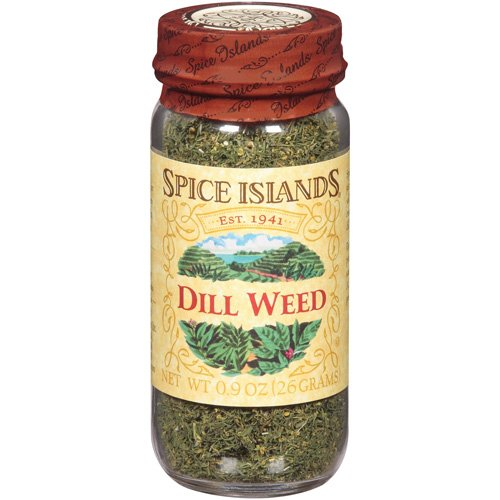 Spice Islands: Dill Weed Spice, .9 Oz