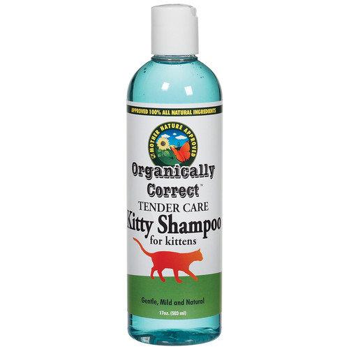 Organically Correct 17 oz. Kitten Shampoo