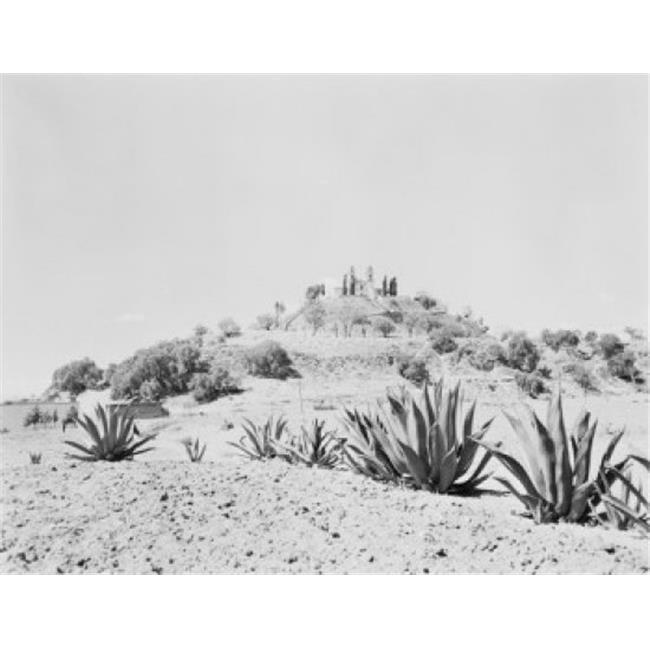 Posterazzi SAL255424862 Mexico Cholula Great Zalter Pyramid Poster Print - 18 x 24 in. - image 1 de 1