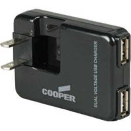 Chrg Usb Blk Cooper Cooper Wiring Cell Phone Accessories BP450-SP Black