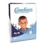 Toddler Training Pants Comfees Pull On  3T - 4T Disposable Case of 138