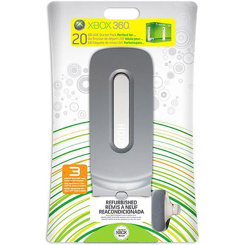Xbox 360 20GB HDD Refurb Starter Kit (Xbox 360)