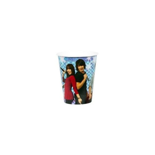 Hallmark Disney Camp Rock 9 oz. Cups [set of 8]
