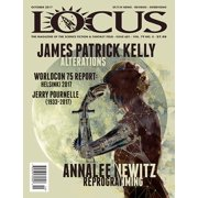 Locus Magazine, Issue #681, October 2017 - eBook