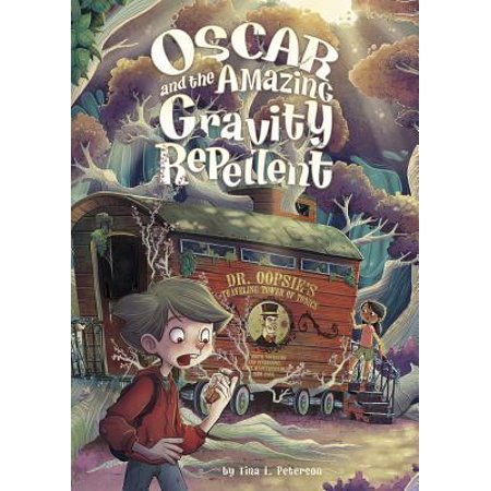 Oscar and the Amazing Gravity Repellent