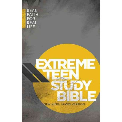 Stars Extreme Teen Bible 68