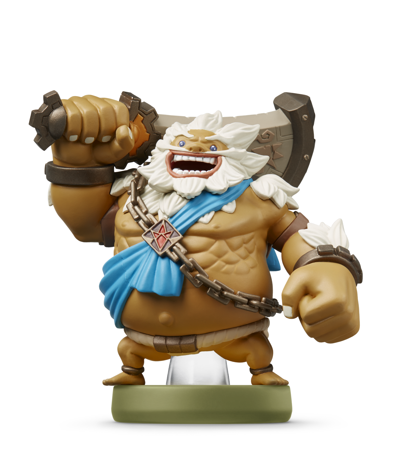 Nintendo Daruk Amiibo Figure (Zelda: Breath of the Wild Series) by Nintendo