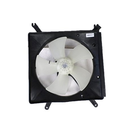 Engine Cooling Fan Assembly - Pacific Best Inc For/Fit HO3115105 19020PAAA01 90-93 Honda Accord AT 92-96 Prelude 97-99 CL
