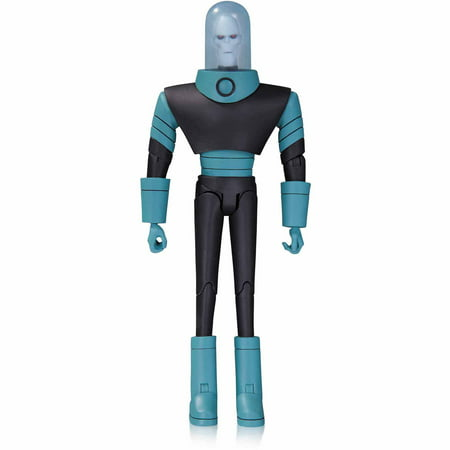 DC Comics Batman Animated Series New Batman Adventures Mr. Freeze Action Figure
