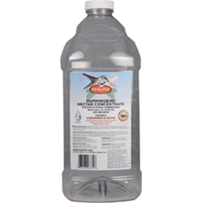 Woodstream Hummingbird 683947 Hummingbird Nectar Concentrate - Clear, 64 oz.