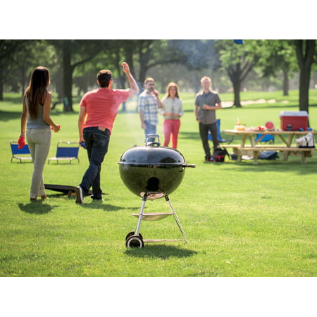 "Weber Original Kettle 22"" Black Charcoal Grill"