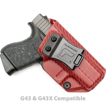 Glock 43/43X - Profile Holster - Right Hand - Walmart com
