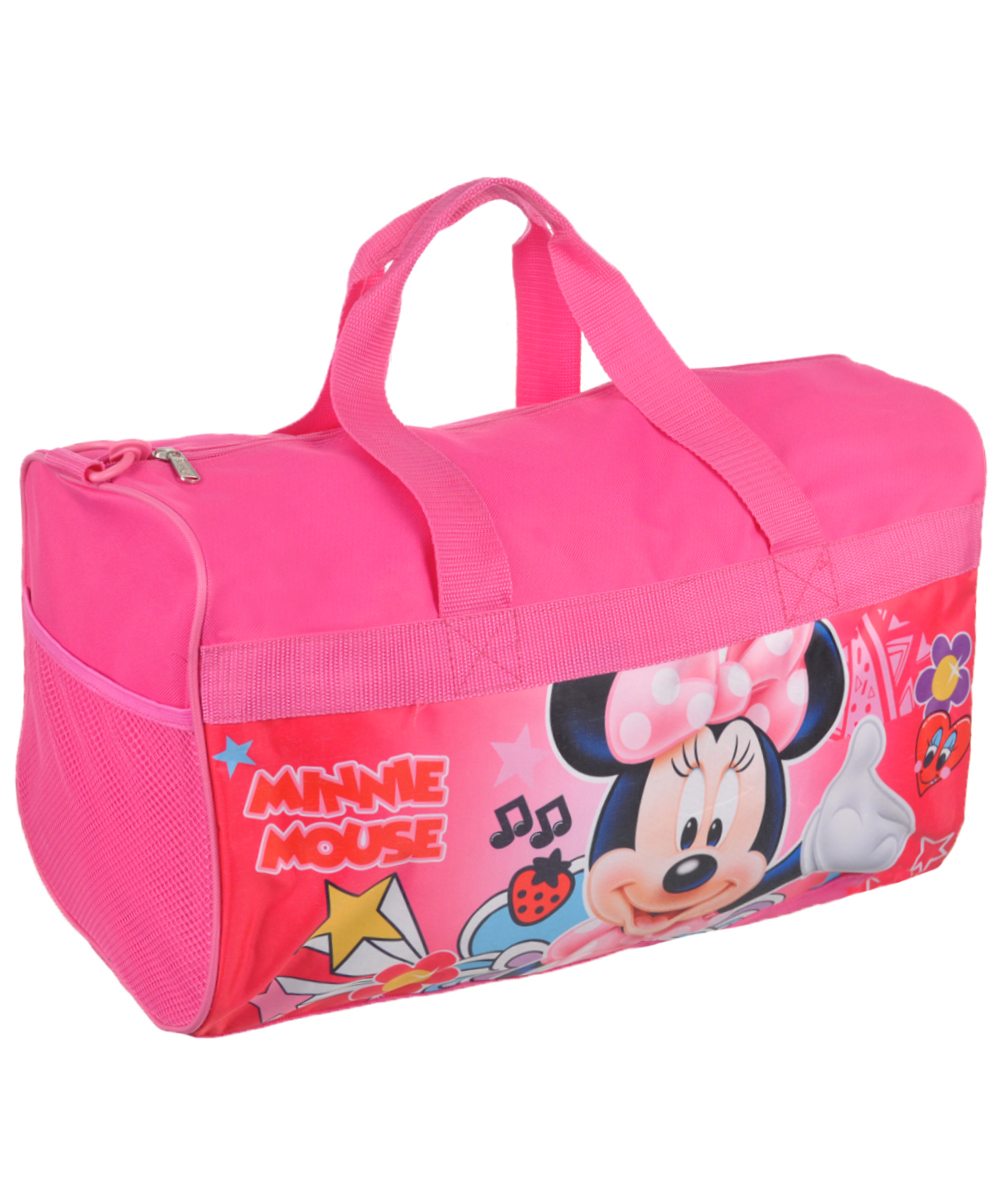 "Disney Minnie Mouse ""Music Maker"" Duffle Bag"