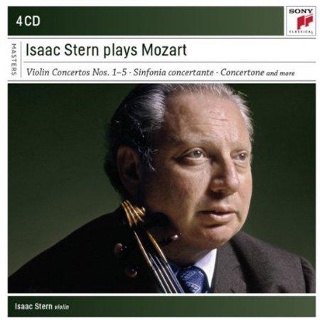 Isaac Stern Plays Mozart (CD) ()