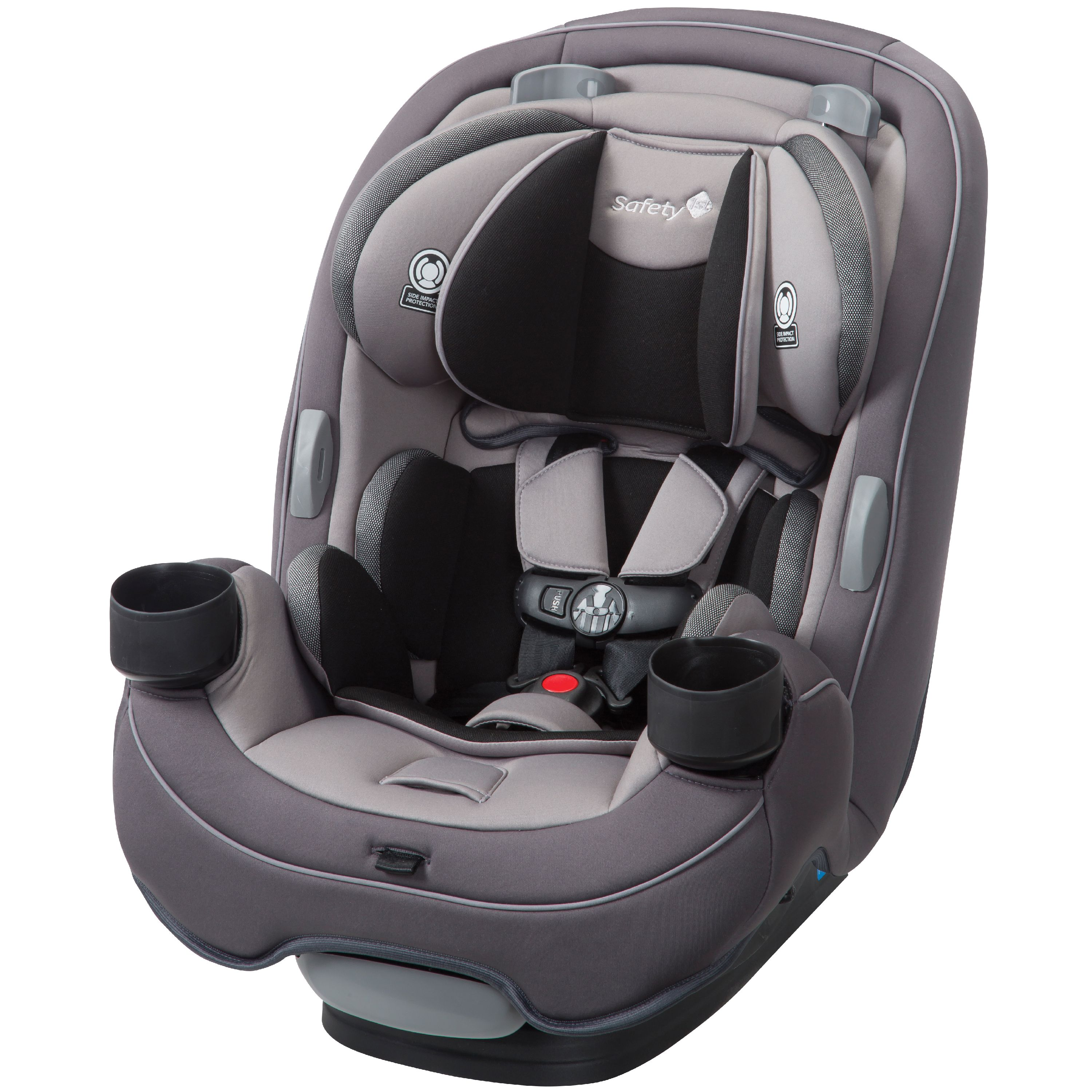 Safety 1st Grow And Go 3 In 1 Convertible Car Seat Blue Coral
