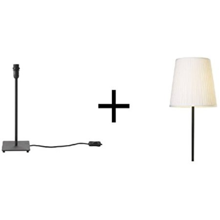 Ikea Table Lamp Base And Shade Off White
