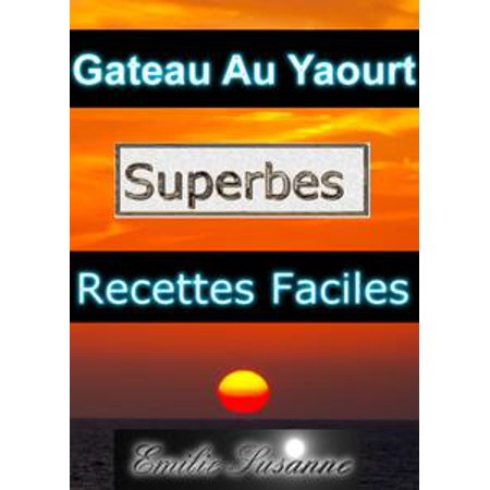 Gateau Au Yaourt - eBook