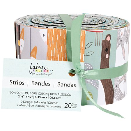 Fabric Palette Jellies 2.5