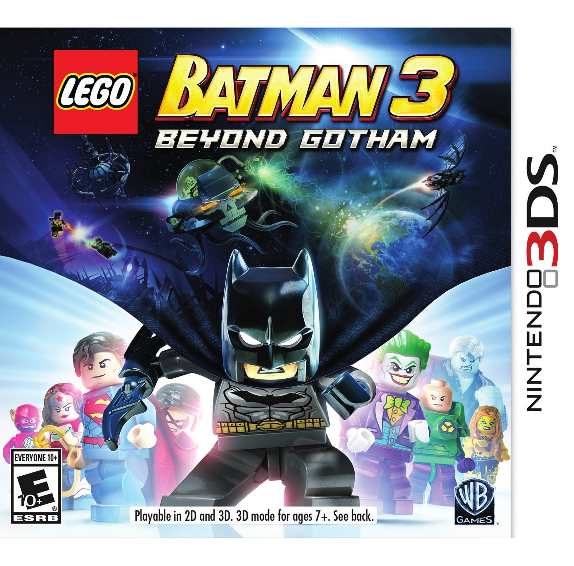 Eidos 1000508736 3ds Lego Batman 3: Beyond Gotham