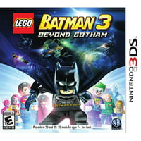 LEGO Batman 3: Beyond Gotham, WHV Games, Nintendo 3DS, 883929427413
