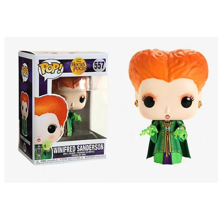 Funko POP! Disney: Hocus Pocus - Winifred w/ Magic