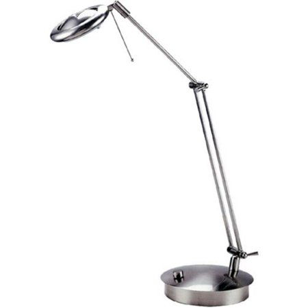 Lite Source Futura Adjustable Halogen Desk Lamp